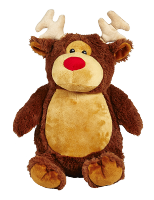 Personalised Cubbies Reindeer Brown